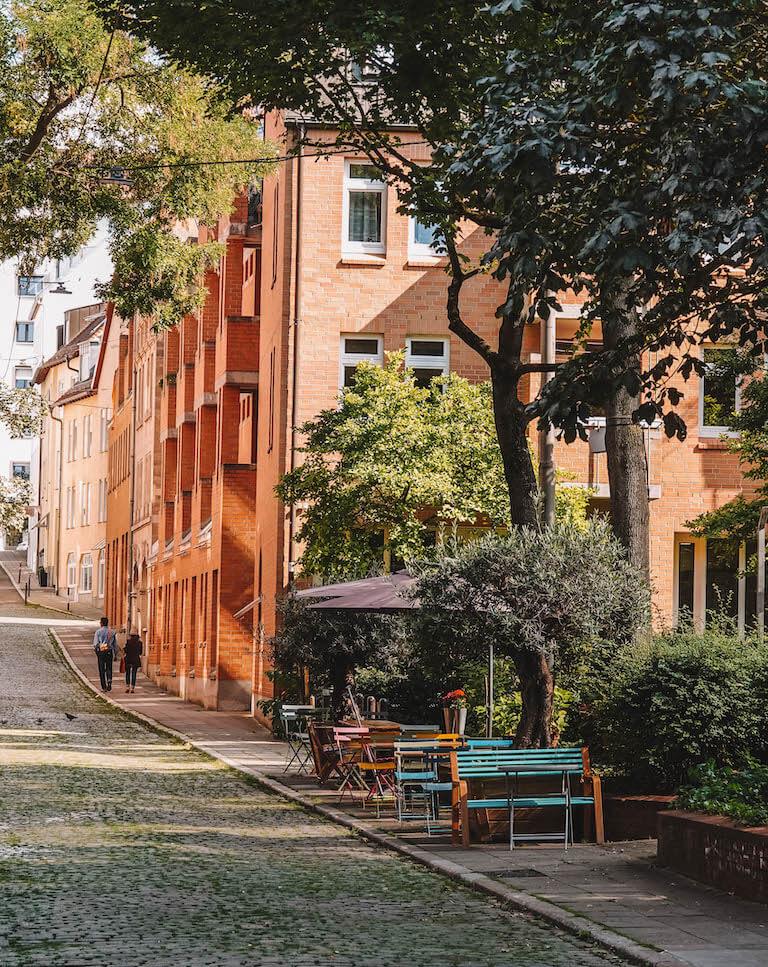 Stuttgart Sehenswuerdigkeiten Bohnenviertel