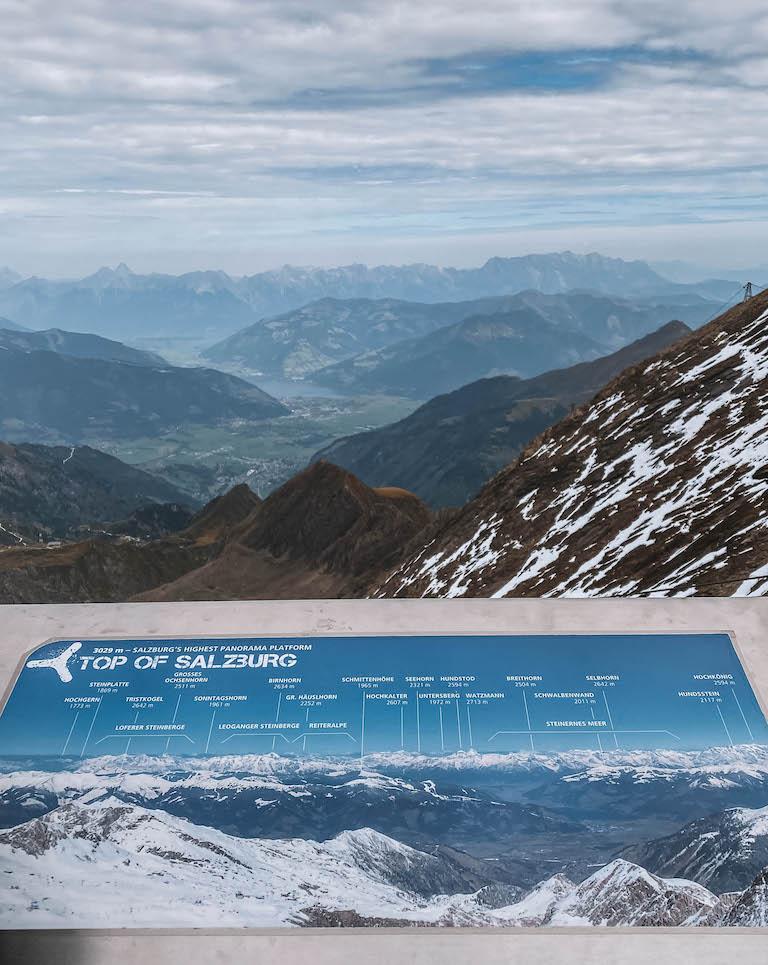 Top of Salzburg Pinzgau