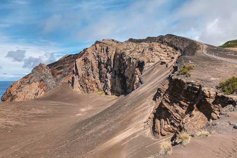 Vulkane Faial