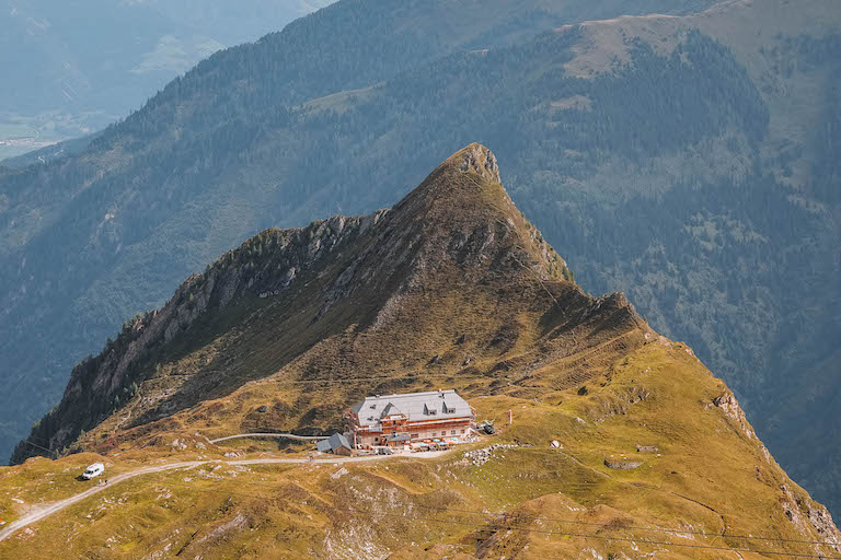 Zell am See Berg