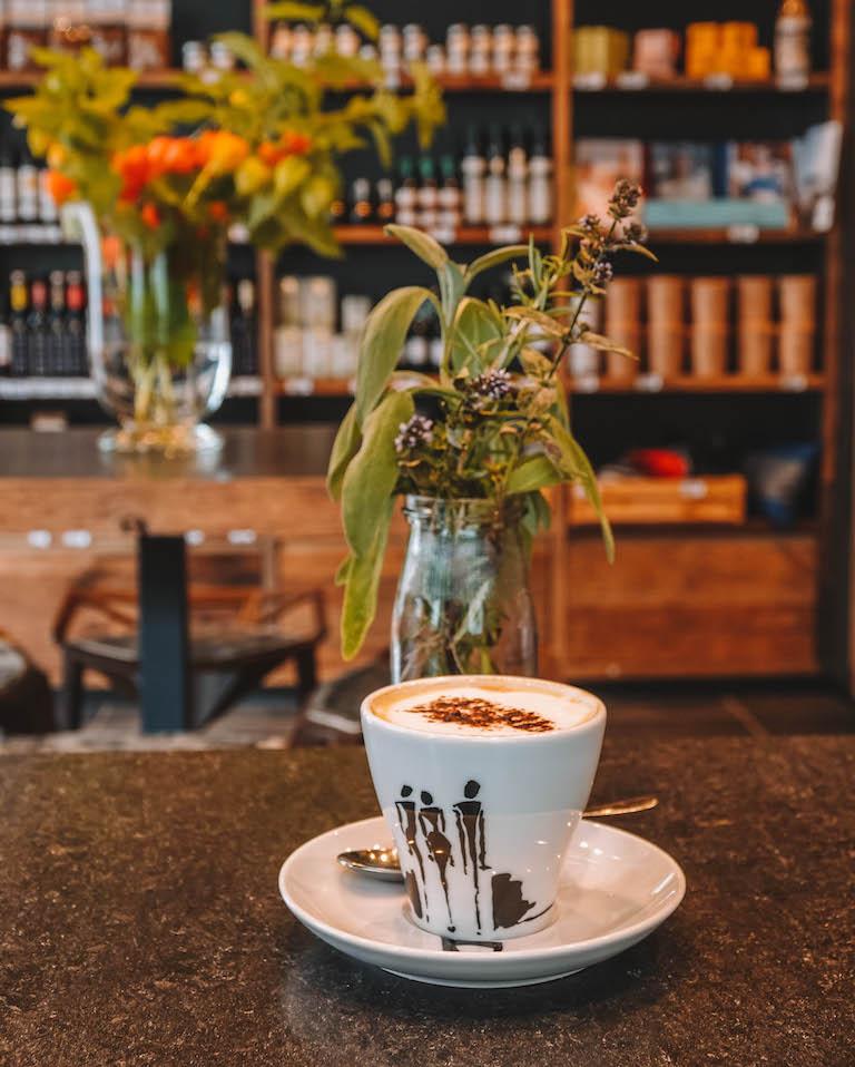 heimgold Zell am See Kaffee