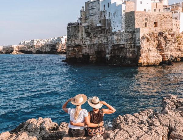 Apulien-Sehenswuerdigkeiten-Polignano-a-Mare-Aussicht